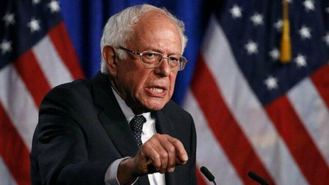 ABD Senatörü Sanders: Filistin konusunda rotamızı değiştirelim