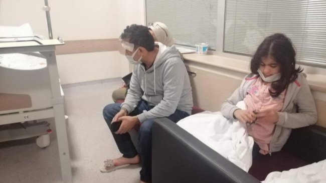Mersin'de Erbilli aileye saldıranlardan 2'si tutuklandı