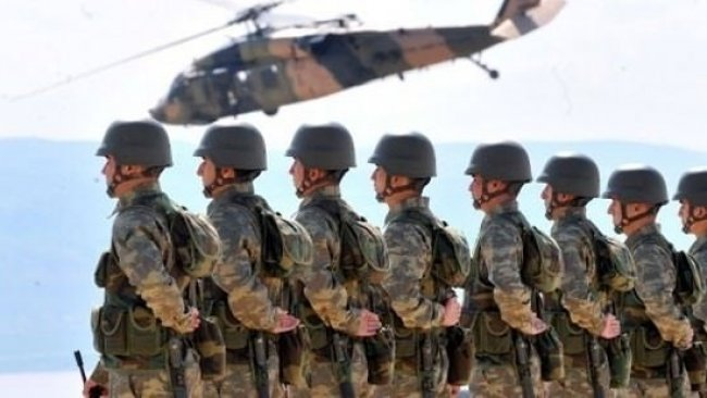 Ortadoğu'nun en güçlü orduları listesi belli oldu!