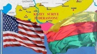 ABD'ye ''Rojava Özerk Yönetimi'ni tanıyın'' çağrısı