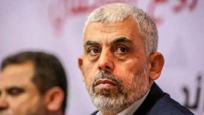 İsrail, Hamas'ın Gazze lideri Yahya Sinvar'ın evini hedef aldı