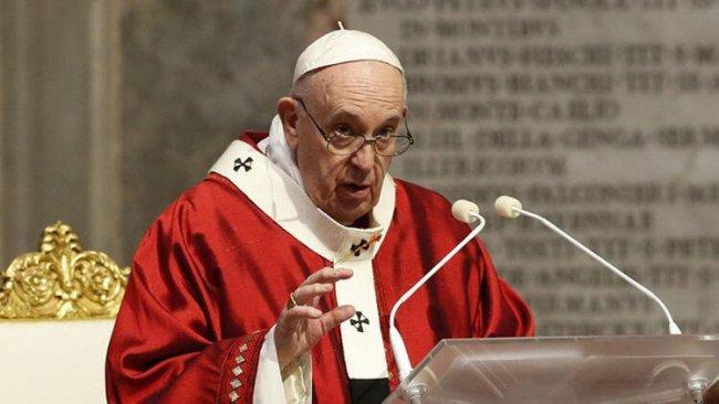 Papa'dan İsrail-Hamas gerilimine ilişkin açıklama