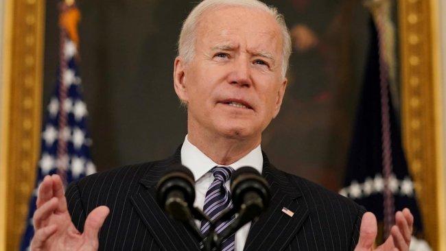 Biden'dan İsrail-Filistin için ateşkese destek açıklaması