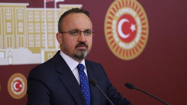 AK Parti'den AP raporu tepkisi