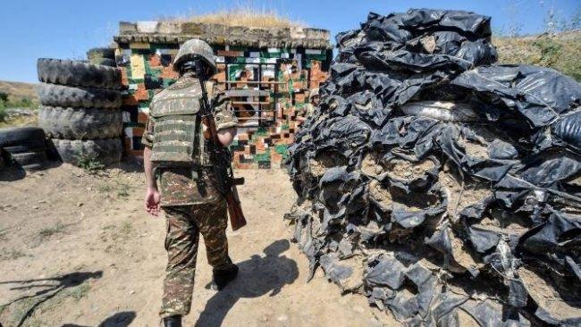 Ermenistan-Azerbaycan sınırında gerginlik