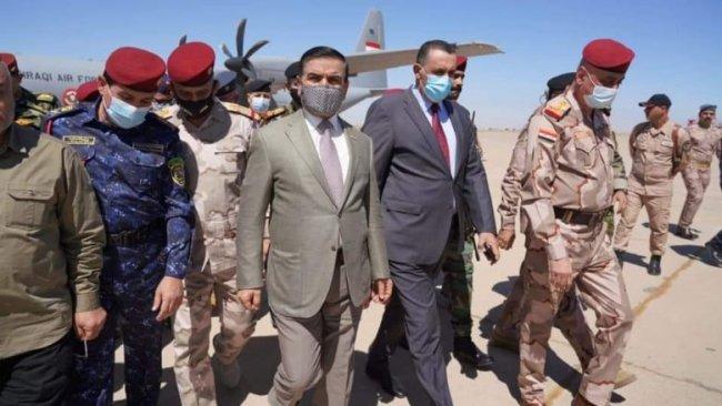 Irak Savunma Bakanı, Peşmerge'yle yapılan anlaşmayı görüşmek üzere Kerkük'te