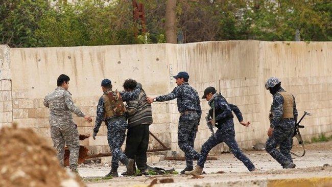 Kerkük'te IŞİD'e operasyon