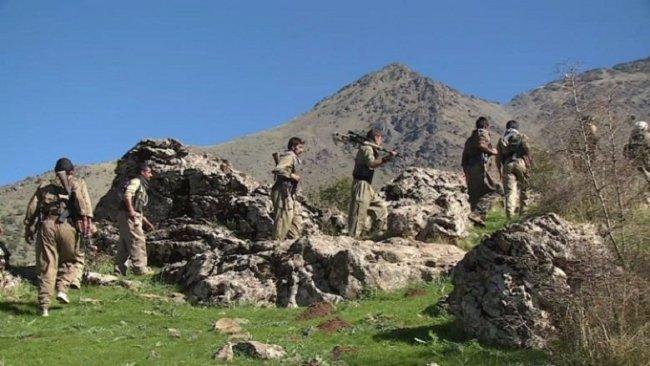 Doğu Kürdistan'da Peşmerge ve İran arasında çatışma