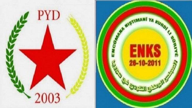 ENKS: PYD'ye bağlı güçler bir üyemizi kaçırdı