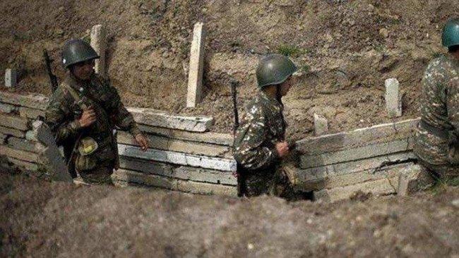Ermenistan: Topraklarımıza giren Azeri askerlerin bir kısmı çekildi
