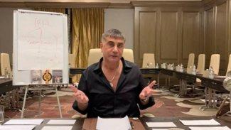 Sedat Peker: Kürt ve Alevi meselesinin çözümü çok basit