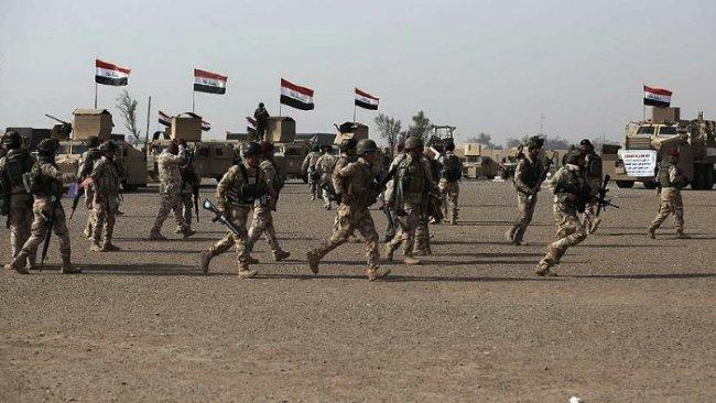 Haşdi Şabi ile Anti-terör güçleri Bağdat'ta karşı karşıya geldi!