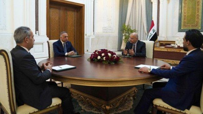 Irak'ta üst düzey toplantı