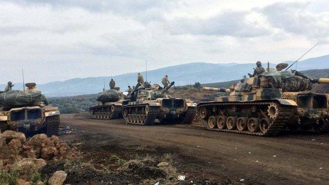 Rojava'daki 25 sivil toplum örgütünden BM'ye 'Afrin' çağrısı