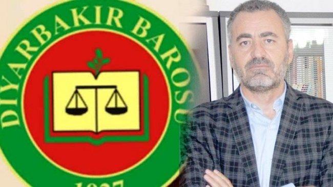 Eski Diyarbakır Baro Başkanı Cihan Aydın hakkında soruşturma