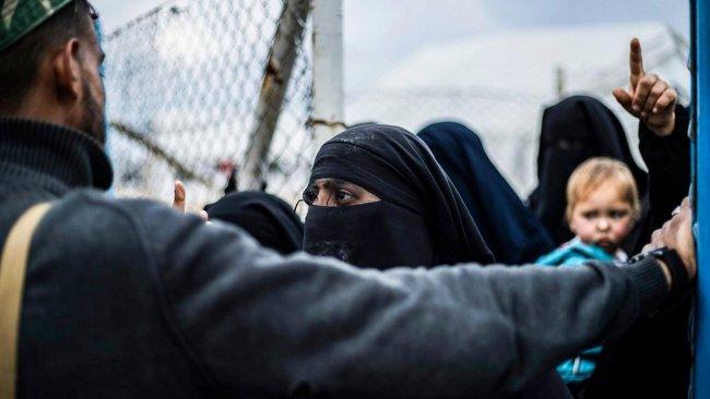 IŞİD'li aileler geri döndü: Musullular tedirgin