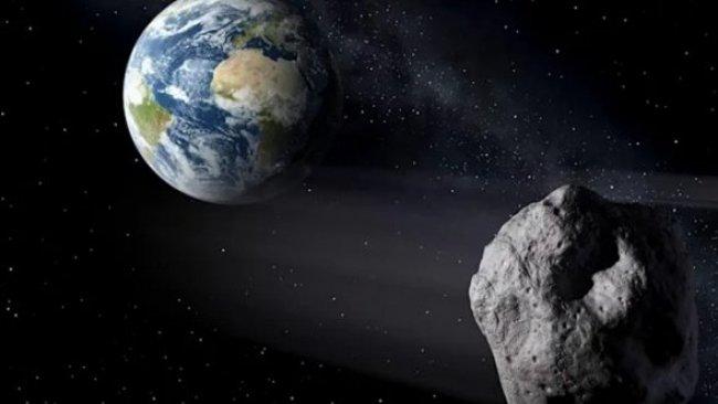 NASA: Dünya'ya Eyfel Kulesi büyüklüğünde asteroid yaklaşıyor