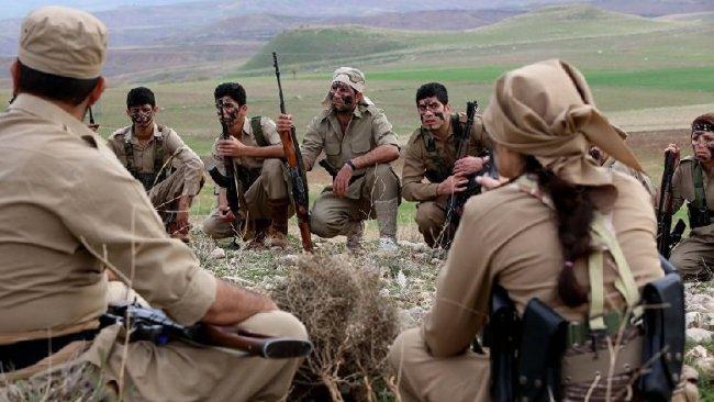 Peşmerge ile İran askerleri arasında çatışma!