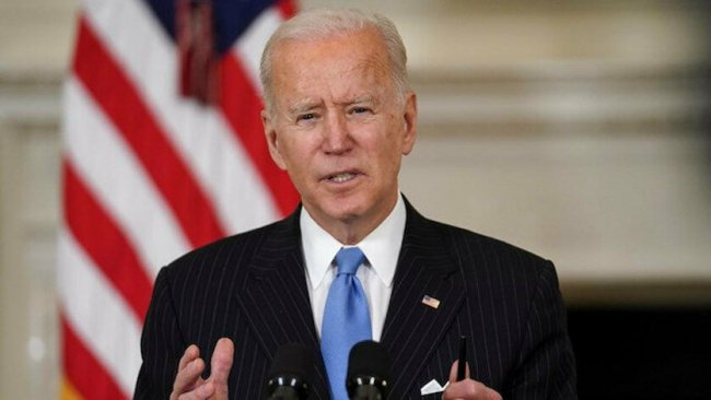ABD Başkanı Biden: Demokrasisi Tehlikede