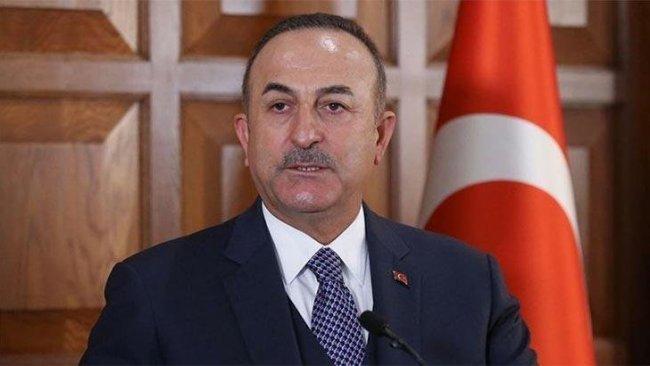 Yunanistan'dan Çavuşoğlu'nun açıklamalarına tepki