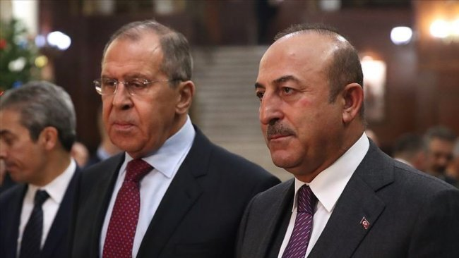 Çavuşoğlu'ndan Lavrov'a tepki: Rusya, Suriye'ye füze veriyor ama biz hiç sorgulamadık