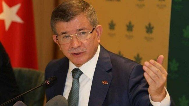 Davutoğlu'ndan 'Suriye giden silahlar' açıklaması