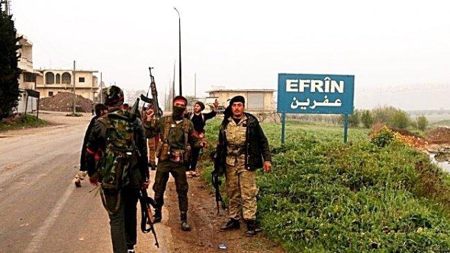 Silahlı gruplar Efrin'de 7 kişiyi daha kaçırdı