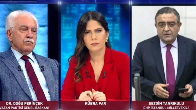 Tanrıkulu: Öcalan'ın değil, Perinçek'in avukatlığını yaptım