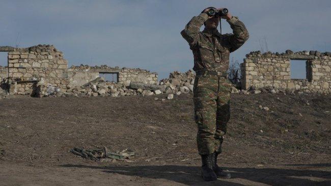 Azerbaycan: 40 Ermenistan askeri topraklarımıza girdi