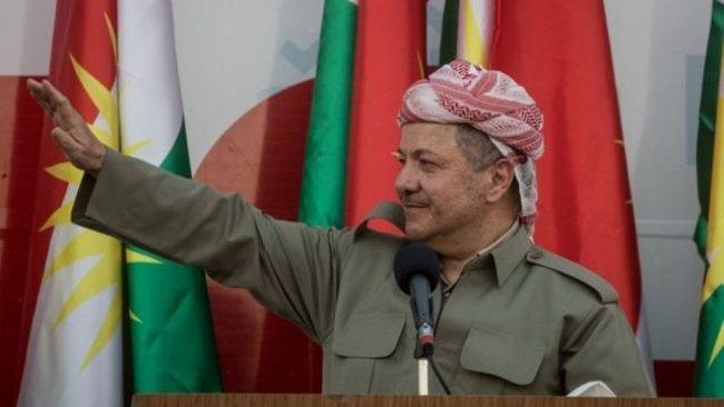 Başkan Barzani'den HÜDA PAR'a mesaj