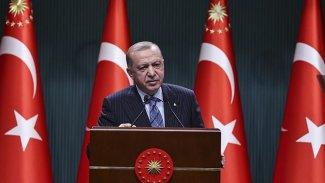 Erdoğan'dan YPG açıklaması