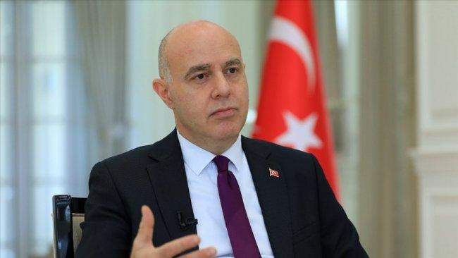 Türkiye'nin Bağdat Büyükelçisi: Ağaç kesimiyle ilgili yoğun dezenformasyon var