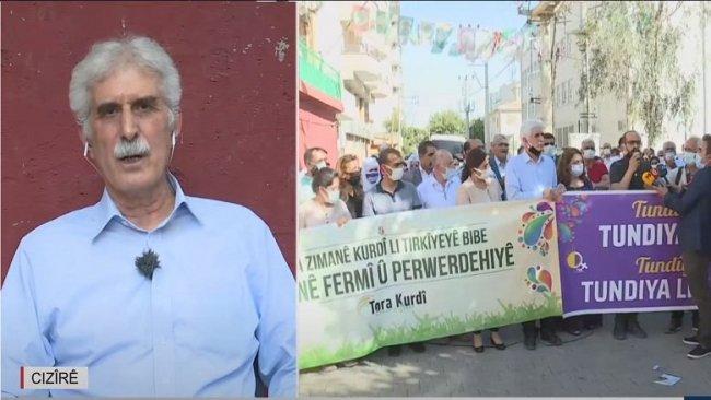 'Salgın bahane edilerek Kürt dil çalışmaları ve faaliyetleri yasaklanıyor'