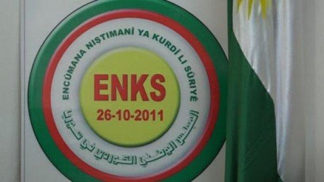 ENKS: Kürt diyaloğunun yeniden başlaması için uygun zemin var