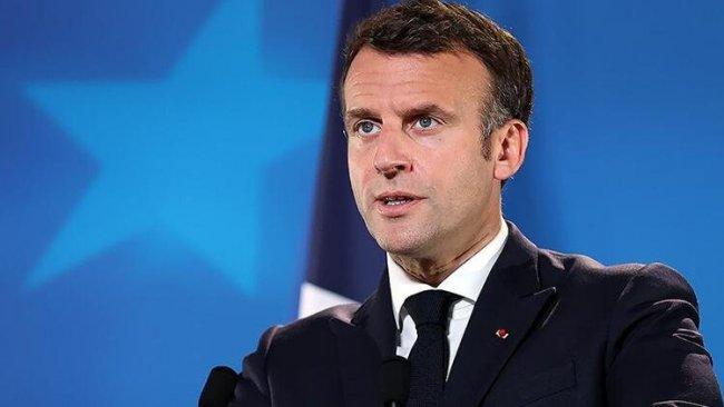 Macron'dan Irak'ta yapılacak seçimlere destek sözü