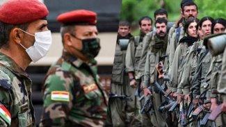 PKK'den ''Peşmerge'ye yönelik saldırı'' haberlerine ilişkin açıklama