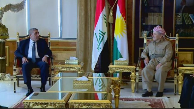 Sadr ve Barzani'den kurulacak hükümete ilişkin ittifak