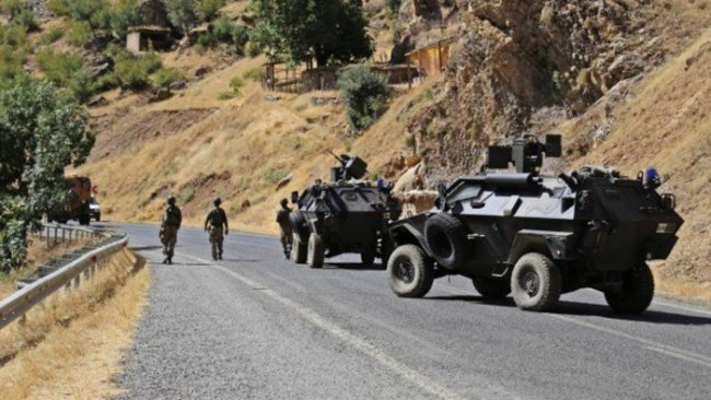 Bitlis'te 12 köy ve mezralarında sokağa çıkma yasağı