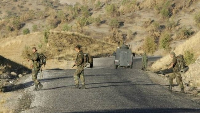 TSK'nin PKK operasyonunda bir asker hayatını kaybetti