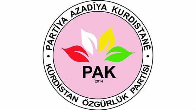 PAK: Savaş politikaları Kürtlere zarar veriyor