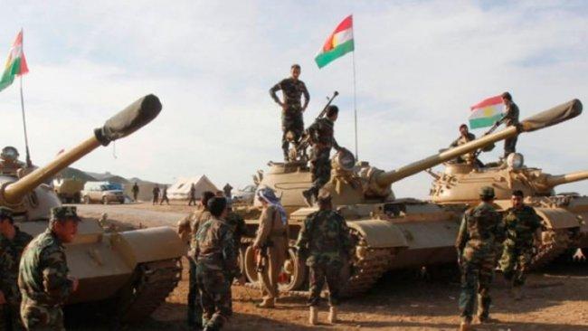 Peşmerge ile Irak ordusundan IŞİD'e operasyon: 13 tünel imha edildi