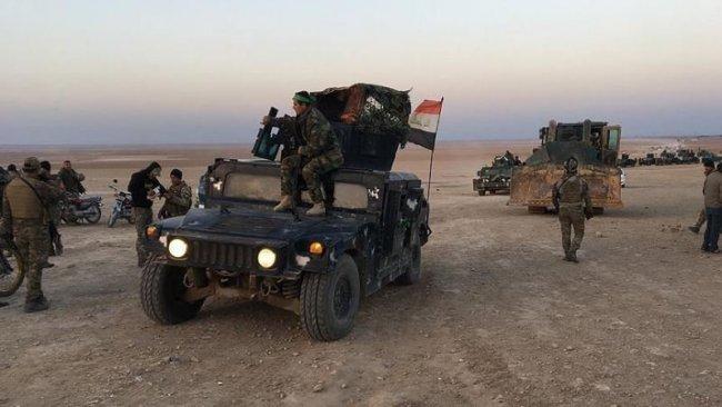 IŞİD Haşdi Şabi'ye saldırdı