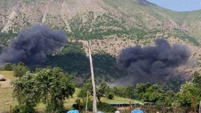 'PKK, Kürdistan Bölgesi sınırındaki birçok bölgeyi Türk ordusuna teslim etti'