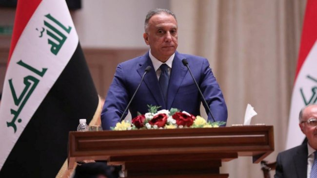Kazimi: Irak'ı savaştan koruduk
