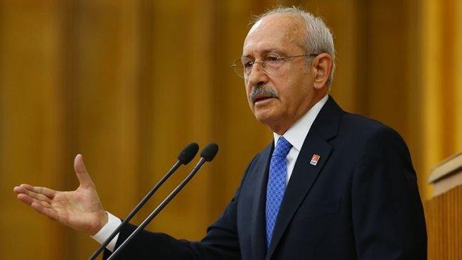 Kılıçdaroğlu'ndan HDP'nin kapatılması istemine tepki