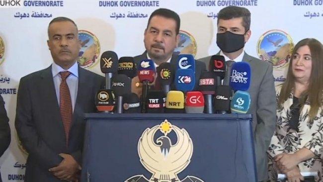 Kürdistan ve Irak Parlamentosu heyetinden PKK açıklaması
