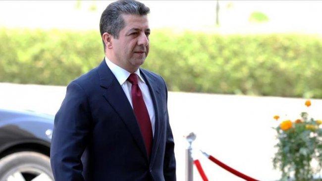 Başbakan Barzani resmi temaslar için Belçika'ya gitti