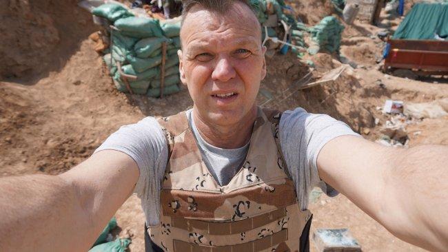 İngiliz gazeteci: Kürdistan hakkında bir belgesel yapacağım