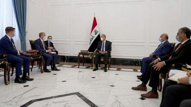 İngiltere Dışişleri Bakanı Dominic Raab'dan Irak'a ziyaret