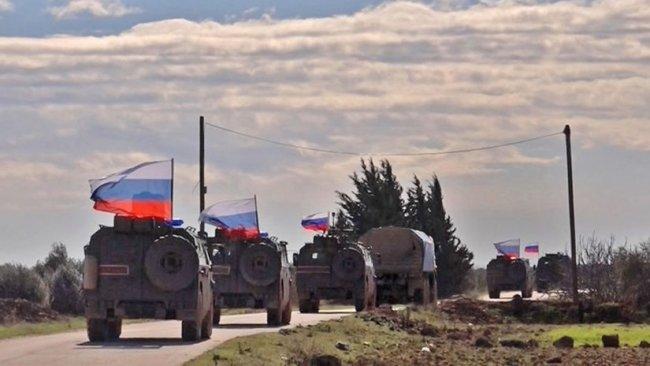 Serêkaniyê'de patlama: 1 Rus asker öldü